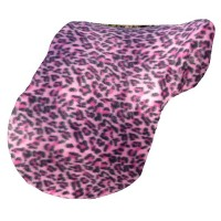 English Cover PONY/CHILD Pink Leopard