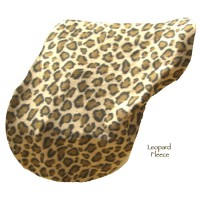 Pony Cover Fleece Leopard