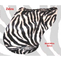Pony Cover Zebra