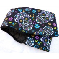 "Stirrup Bags ""Day of the Dead"""