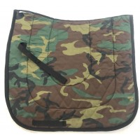 "Dressage Pad ""Camouflage Green"""