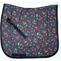 "Dressage Pad ""Red Cherries"""