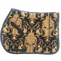 English Pad Baroque Fontana (Black Gold)