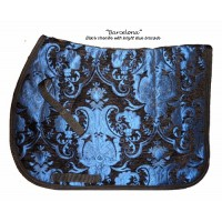 English Pad Baroque Barcelona (Black Blue)