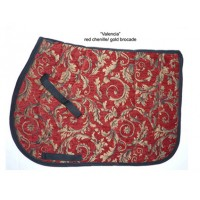 English Pad Baroque Valencia (Red Gold)