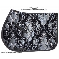 English Pad Baroque Vienna (Black Silver)