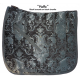 Dressage Pad Baroque Piaffe Black on Black